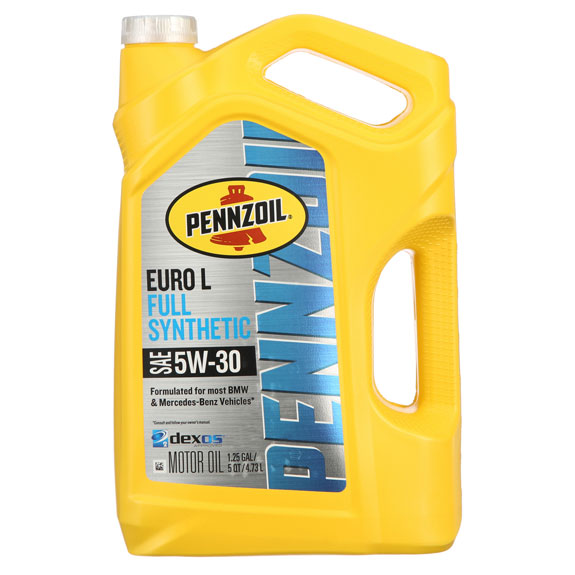 Belleville Pennzoil European Package