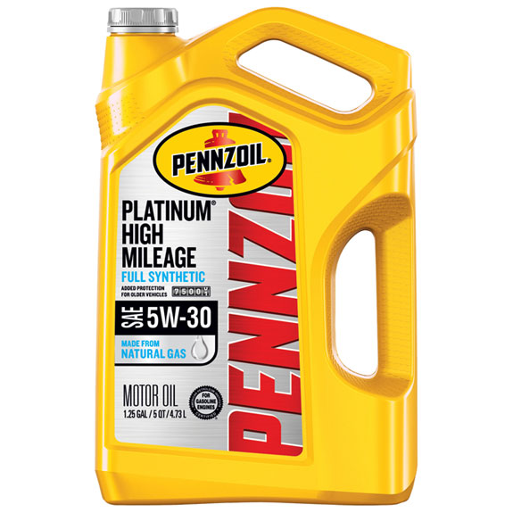 Belleville Pennzoil Platinum Full Synthetic / Platinum High Mileage