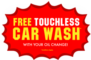 10 Minute Oil Change - Free Car Wash Included